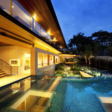 The Lush Nature-Focused Home in Singapore