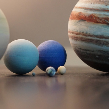 Your Personal Solar System