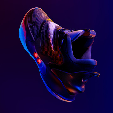 Nike's Self-Lacing Sneaker Gets an Upgrade