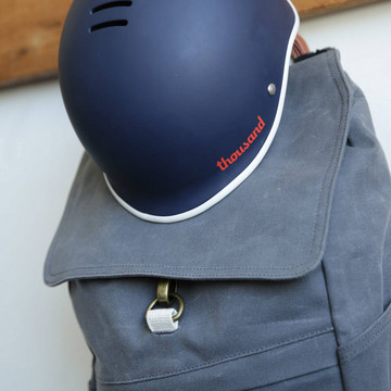 A Bicycle Helmet You'll Want to Wear
