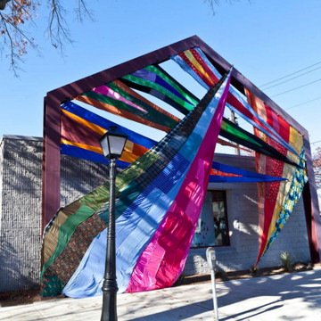 Patchwork Fabric in City Architecture