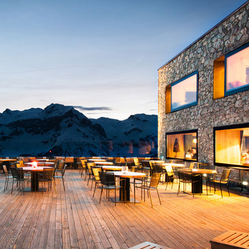 The Best Mountain Restaurants