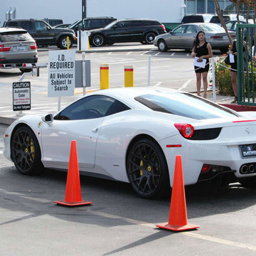 Celebrities With the Hottest Rides