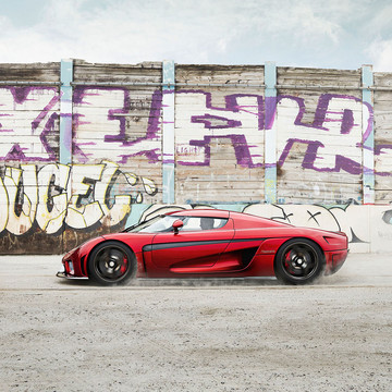 The Regera will Reign as the King of the Open Road