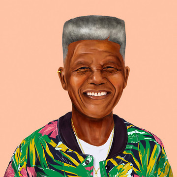 Hipstory: The World's Greatest Leaders Reimagined As Hipsters