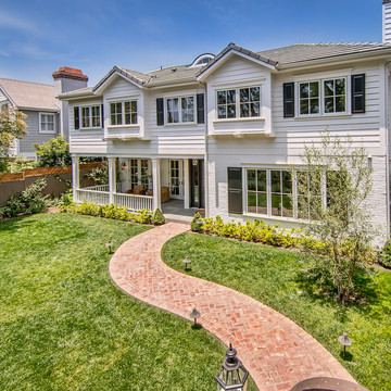Poppy Montgomery's Former Pacific Palisades Digs