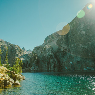 RV Adventures in the Sawtooth Mountains