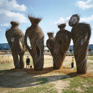 Woven Art out of Fairytales