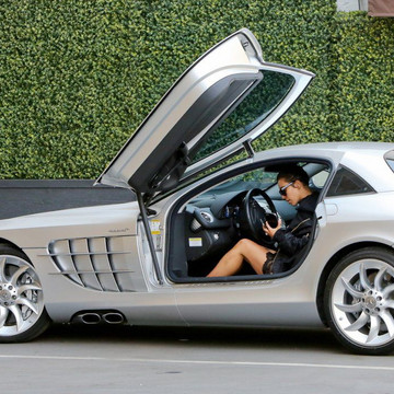 Rides of the Rich and Famous