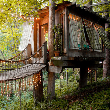 Treehouses You Can Actually Rent