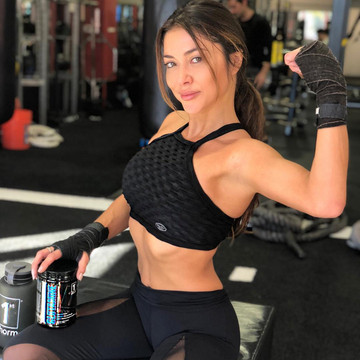 Don't Mess With Arianny Celeste