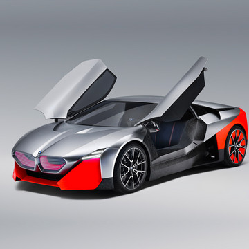 BMW Ushers Drivers into the Future