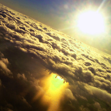 Amazing Views from the Skies Above