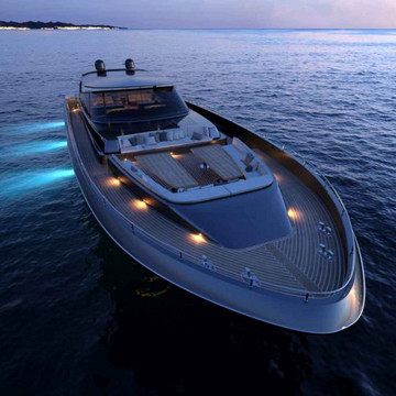 The Largest Open Yacht in the World