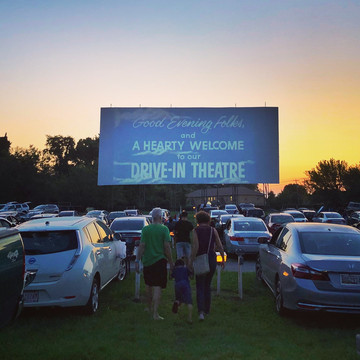Experience History in these Operating Drive-in Theaters