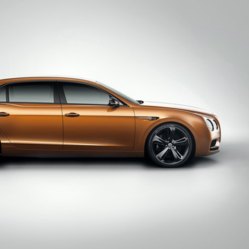 The Bentley Flying Spur is the Fastest Sedan Ever