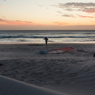 Adventures of the 9-time Windsurfing World Champion