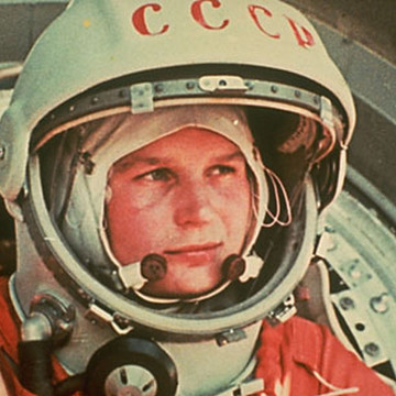 The First Women in Space