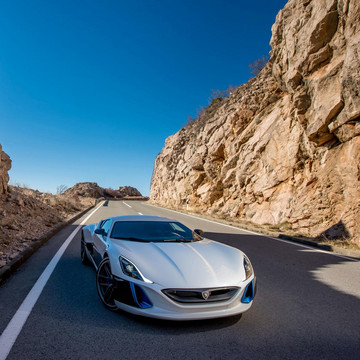Rimac's Hypercar Gets Even Faster