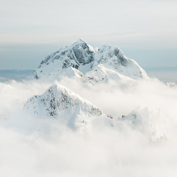 Majestic Mountainscapes