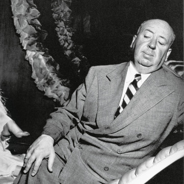 Alfred Hitchcock's Life in Pictures