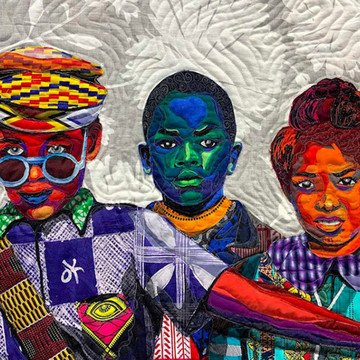 Quilted Celebrations of Black Life