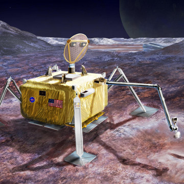 NASA Plans a Possible Mission to Land on Jupiter's Moon