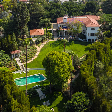 Angelina Jolie Eyes The $25MM Cecil B. DeMille Mansion