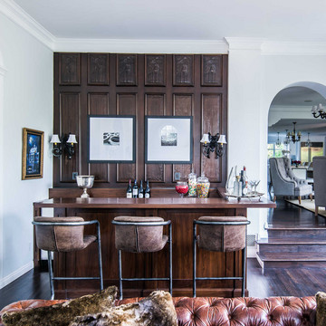 Holly Madison's Spanish Colonial Mansion