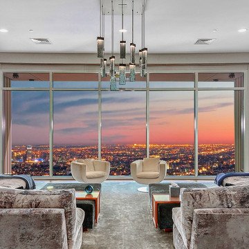 Matthew Perry's $35 Million Mansion in the Sky