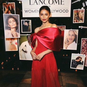 Actress Zendaya is the Epitome of Style and Poise