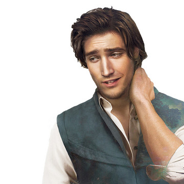 The Princes of Disney Reimagined