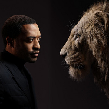 Lion King Actors Look Fierce in Clever Posters
