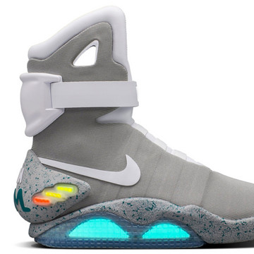 Marty McFly's Self-Lacing Shoes Exist