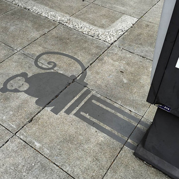 Graphic Artist Reimagines Shadow Art