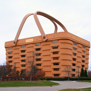 The Most Literal Headquarters Ever Created
