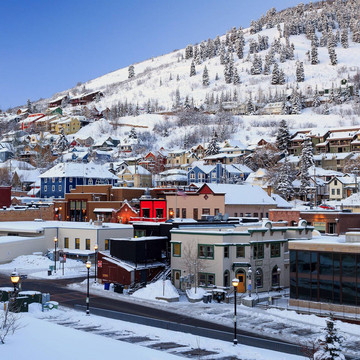 The Best Mountain Towns in the U.S.