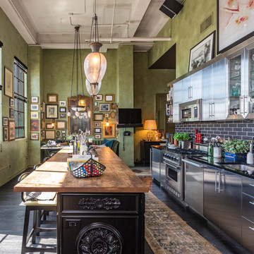 Johnny Depp's 5-Unit Los Angeles Compound