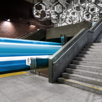 These Subway Photos Are Unexpectedly Beautiful