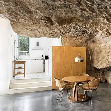 A Fascinating Cave House in Spain