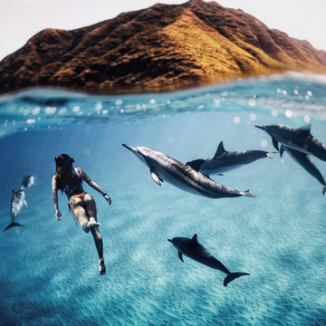Chelsea Yamase's Water Adventures