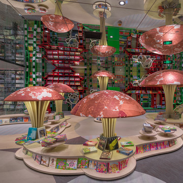 Step Inside the Bookstore of Fairytales