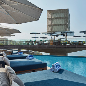 The Majestic OMNIA Dayclub in Indonesia