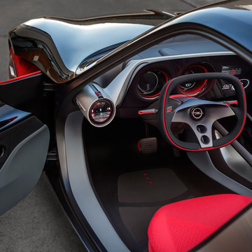 The Opel GT Concept