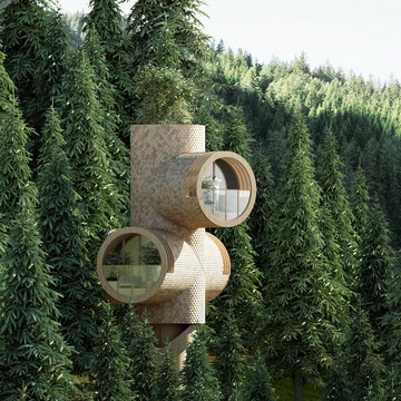 Architectural Designs that Work with Nature