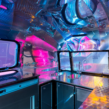 Fully-Stocked Airstream Trailer is a Party on Wheels