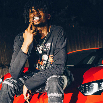 Playboi Carti is Red Hot