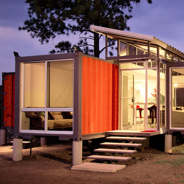 Innovative Shipping Container Homes For Space-Conscious Dwellers