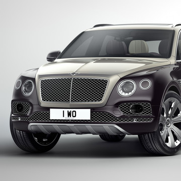 The Luxurious Bentley Bentayga Gets Upgraded with New Mulliner Edition