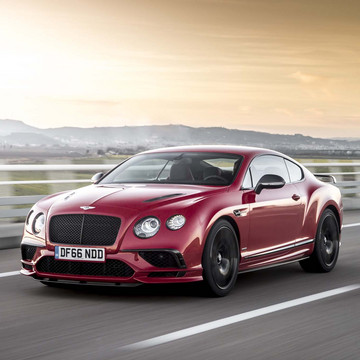 The Fastest Bentley Ever